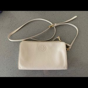 Tory Burch White Crossbody